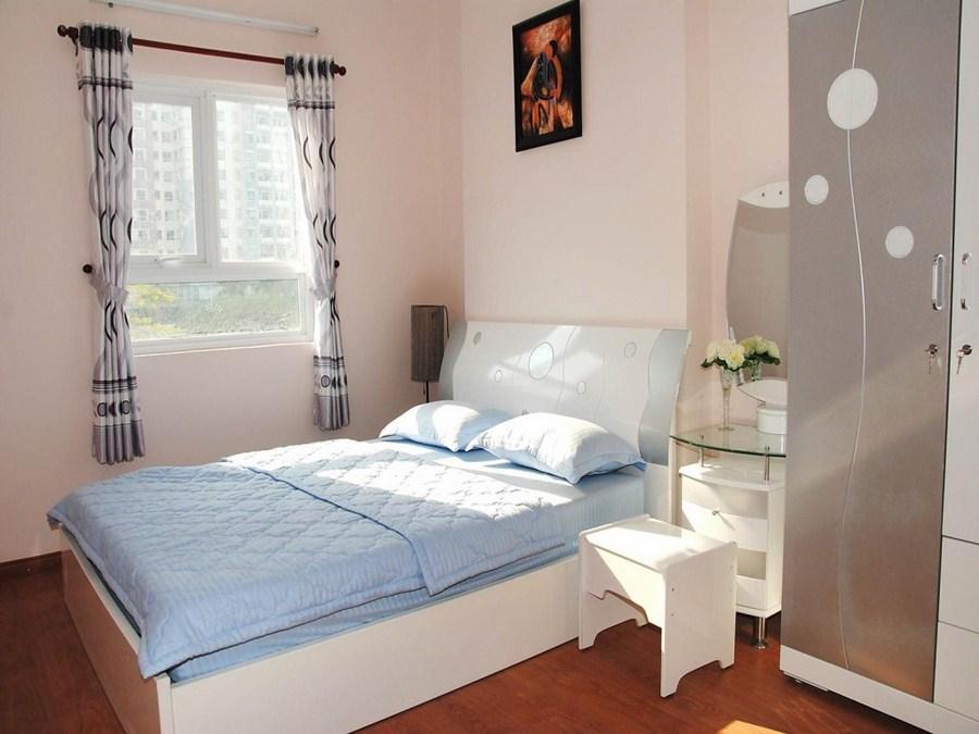thiết kế nội thất phòng ngủ nhỏ